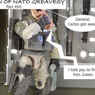 The Return of Nato Greavesy: Part XVII