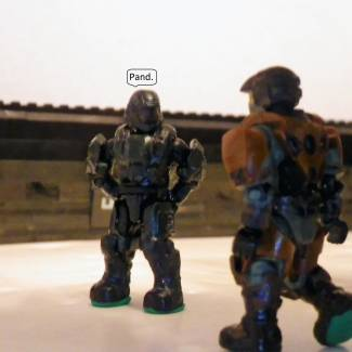 Image of: ODST-Landing (Part 1)