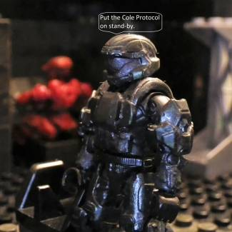 Image of: ODST-Leaving Harvest (Part 2)