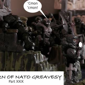 The Return of Nato Greavesy: Part XXIX