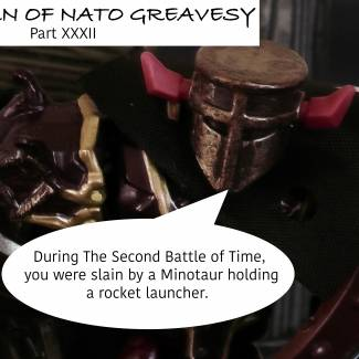 The Return of Nato Greavesy: Part XXXII