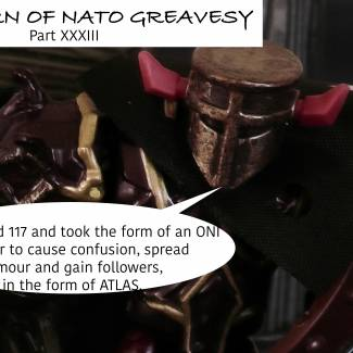 The Return of Nato Greavesy: Part XXXIII