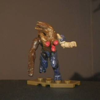 Image of: Elite Flood Combat Form (Base Figure)