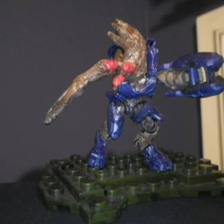 Image of: Elite Flood Combat Form (Finished)