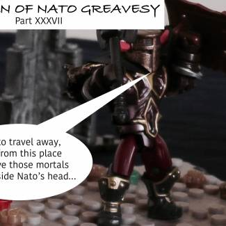 The Return of Nato Greavesy: Part XXXVII