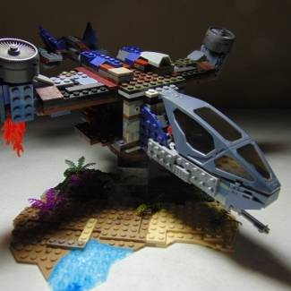 Image of: Custom Falcon...