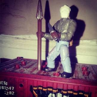 Image of: Custom Friday the 13th part 6 Jason Voorhees