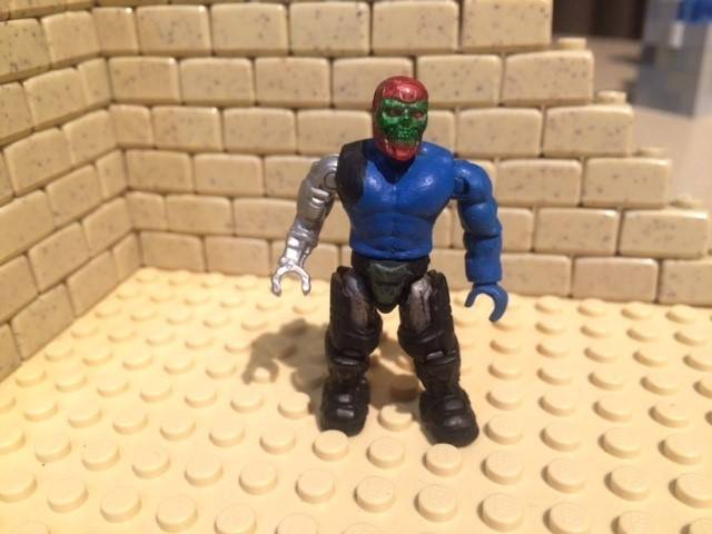 Image of: Masters Of the Universe Trap Jaw