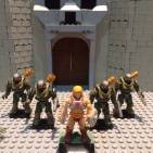 Custom MOTU Eternian Guards