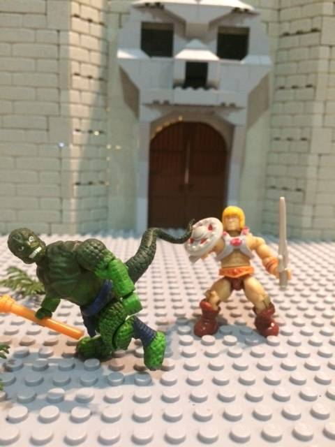 Image of: Custom MOTU Whiplash