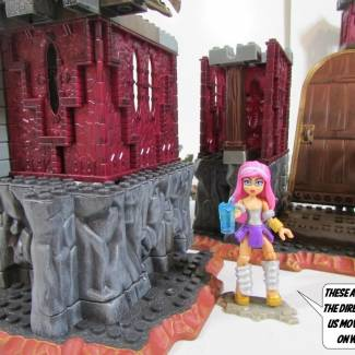 Image of: Lets build Draigar Castle Part Three