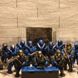 Blue Squad Update!