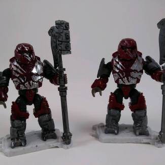 Image of: Custom Banished Brute.