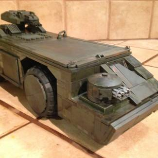 aliens apc vehicle for the new marines !!!!!!!!!!!!