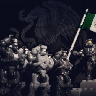 """Image of: """"Fuerza Mexico"""""""