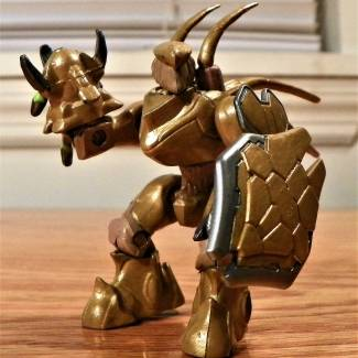 Image of: Halo Gold Hunter Custom