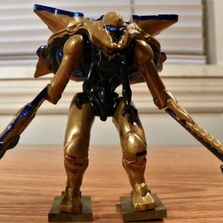 Image of: Gold Promethean Knight