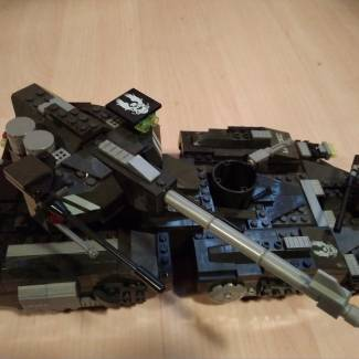Image of: Custom Tank!! This is the UNSC M825 MBT