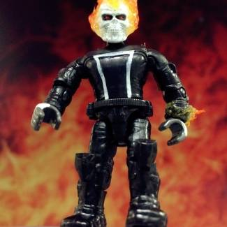 Image of: Ghost Rider (costume)