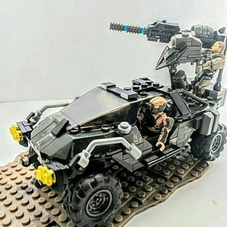 Forge Warthog from Halo Wars 2