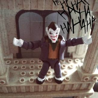 My custom Joker!!!