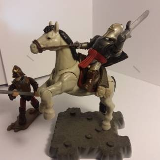 Image of: Sir mounted knight