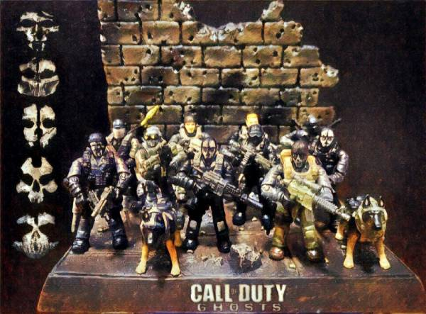 Share Project Call Of Duty Ghost Mega Unboxed