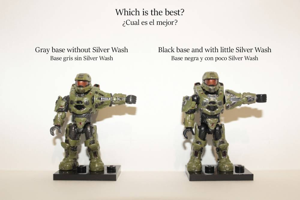 What master chief is better?