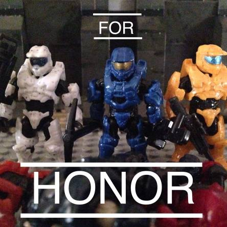 For Honor Character Select