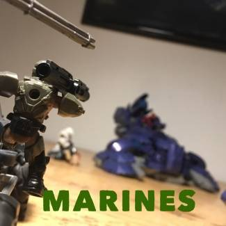 Image of: MARINES (Short Film)