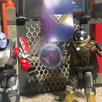 Image of: Cayde-6 and Commander Zavala