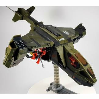 Image of: Halo UNSC Falcon Custom Build