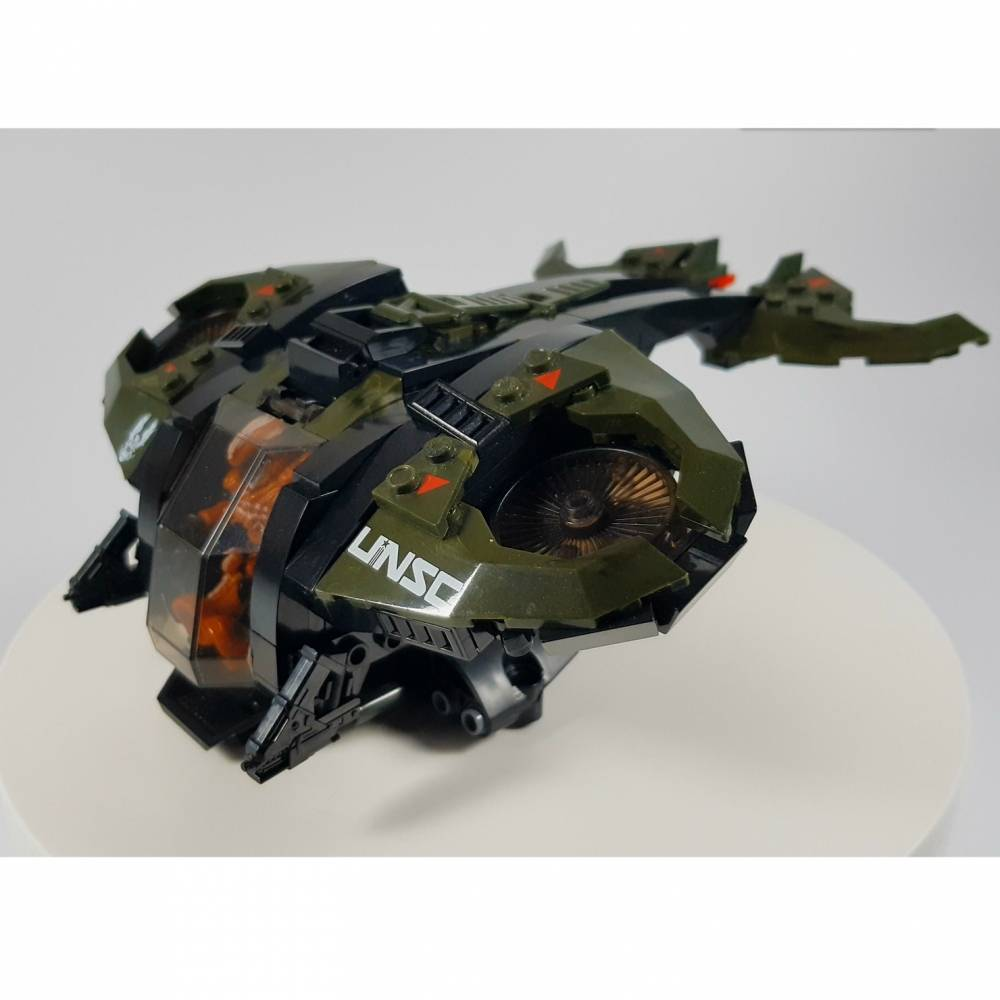 Image of: MOC Aircraft (Halo Kestrel Mod)