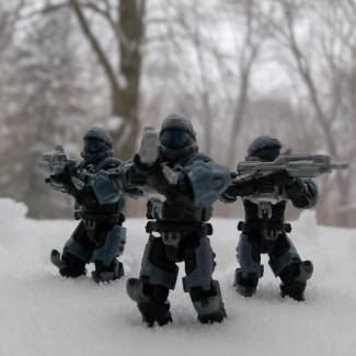 Image of: ODSTs