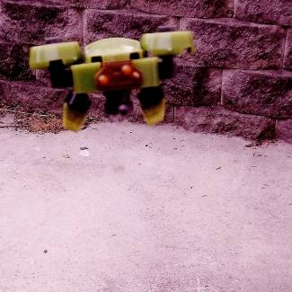 Image of: Shank Drone