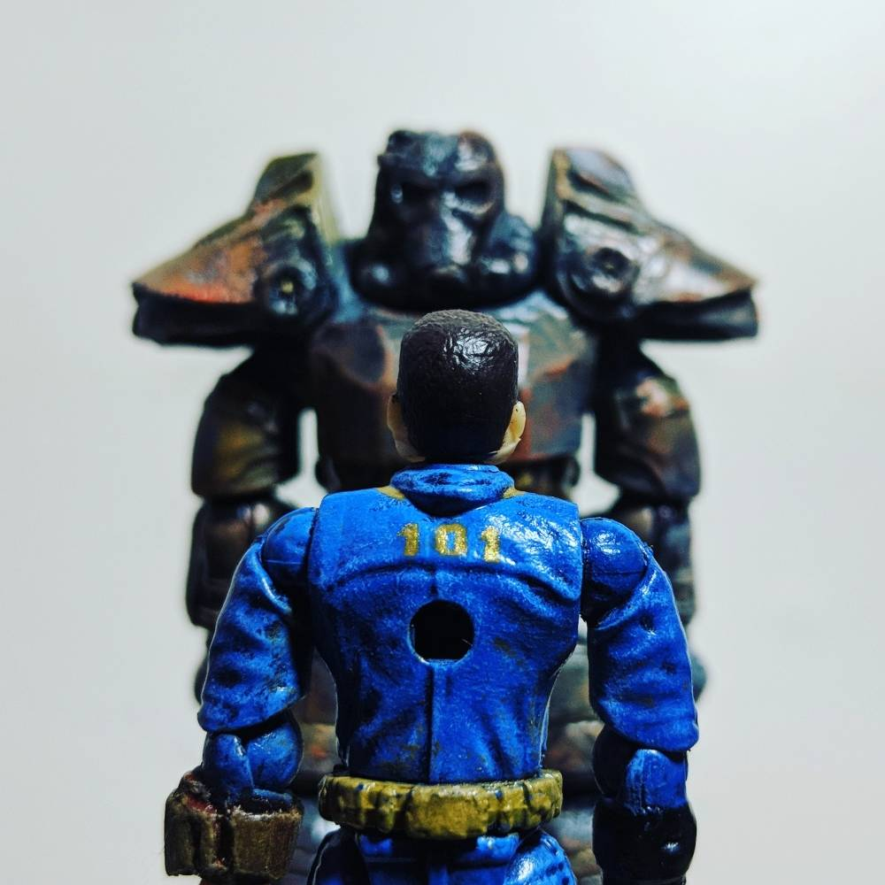 Image of: Fallout 4 Power armor