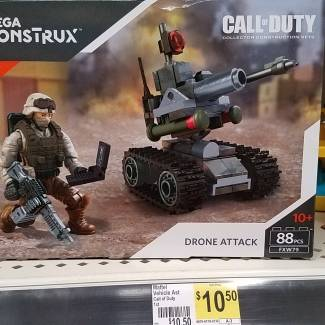 Dollar General finds: Drone Attack & Flood