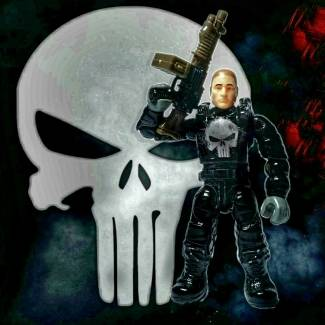 Image of: Punisher