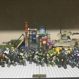 Nearly Complete ODST Collection