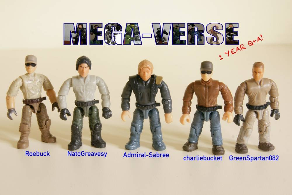 Image of: One year of the Mega-Verse
