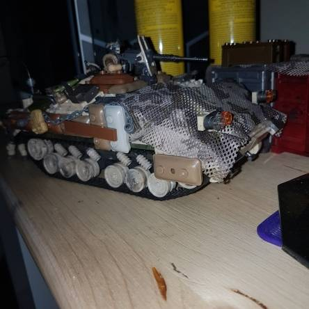 M112 Armoured Personnel Carrier