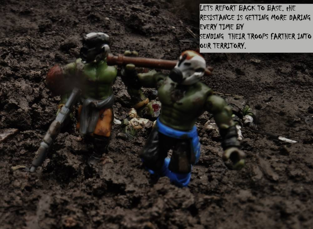The journey through the wasteland: part 14