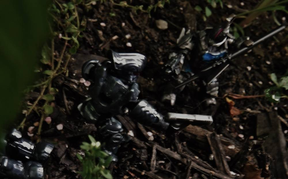 Image of: Brutes Vs fire team Shadow
