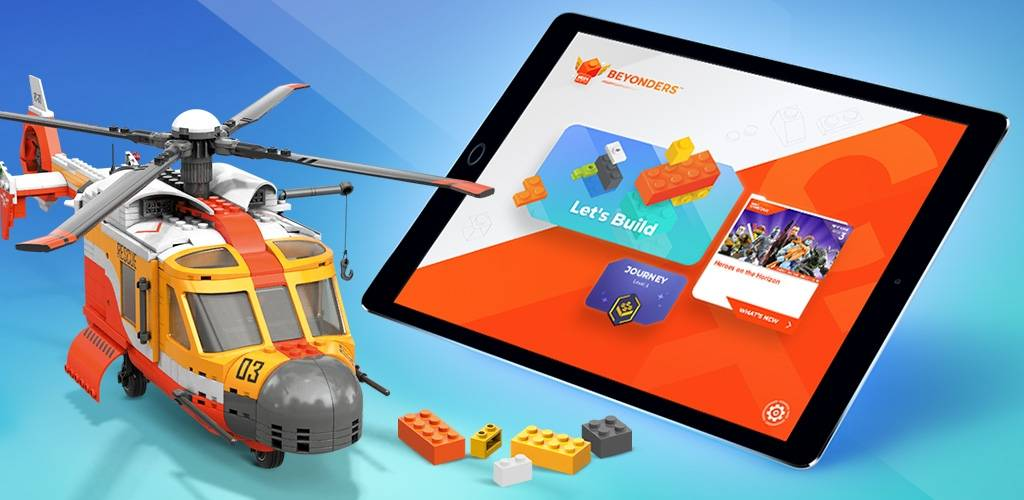 Image of: Mega Construx™ Beyonders™: the new app for builders!