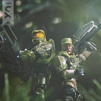 Image of: Master Chief and Sergeant Johnson are looking back at Halo 3's 10th Anniversary!