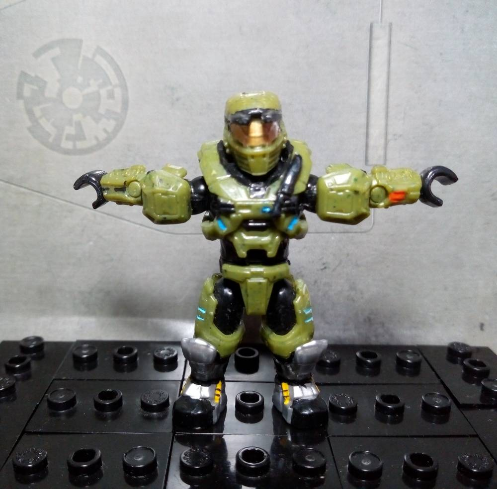 Image of: Master Chief Vercion Halo Reach