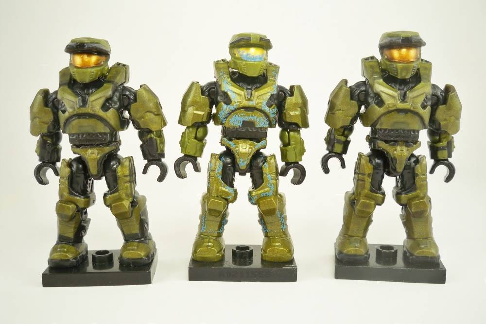 Image of: HALO:CE and HALO:CE Anniversary Master Chief MK V Armor