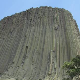 Image of: Devils Tower...