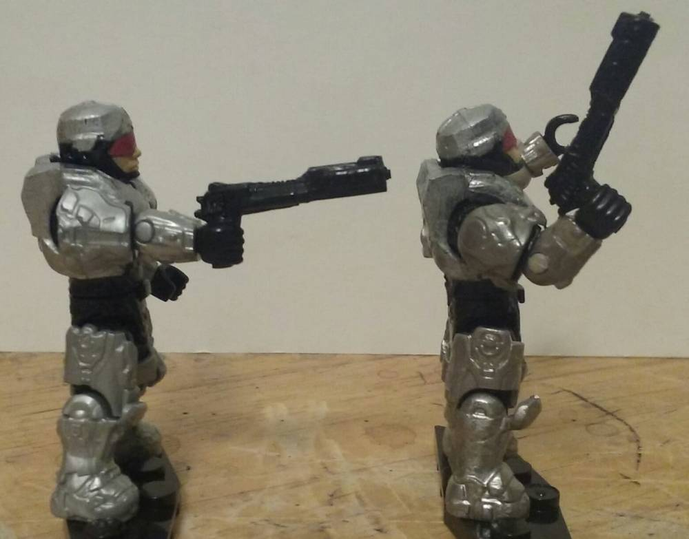 Image of: Robocop Troopers