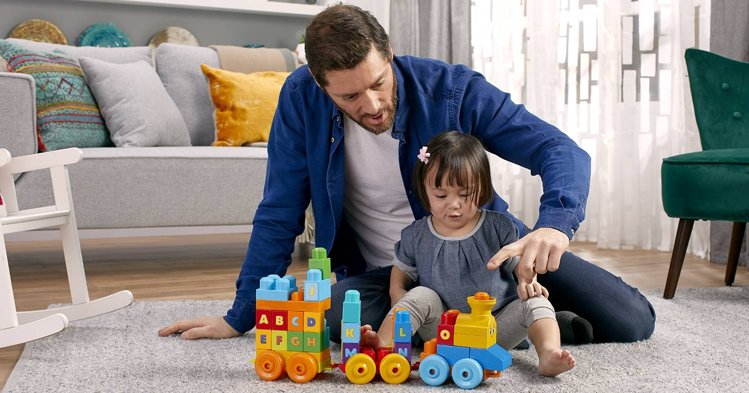 Build Alphabet Fun with The ABC Musical Train